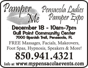 Annual Pensacola Ladies Pamper Expo December 18 2010