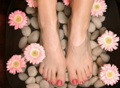 Fabulous Foot Spas!