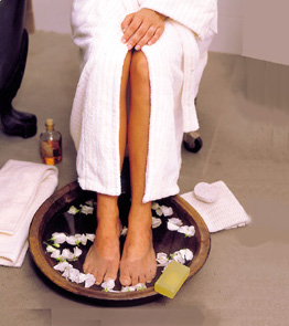 Relax those Feet in a Fab Foot Spa!